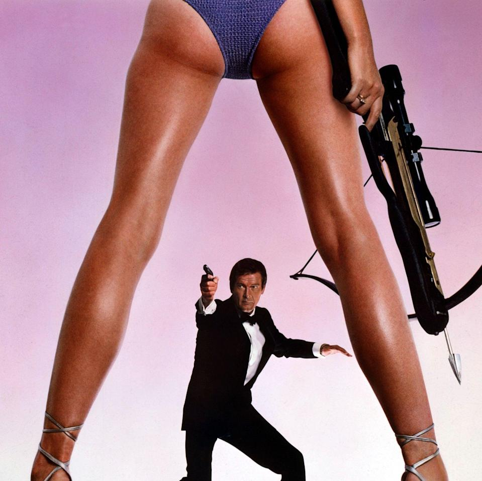 The James Bond film For Your Eyes Only - Rex