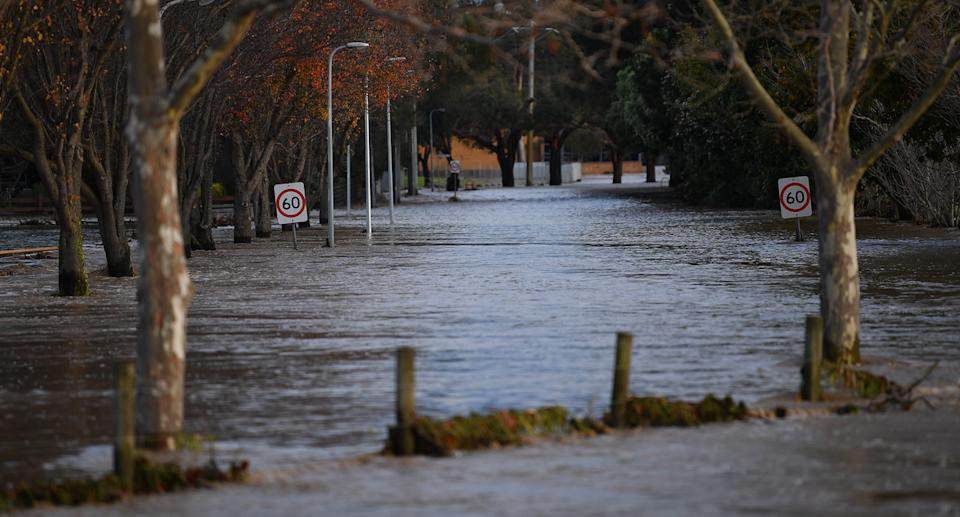 Victoria has been pummelled by heavy rain this week. Source: AAP