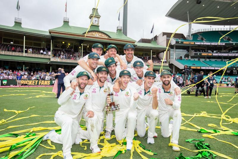 Cricket Australia Open to Hosting India Series in Only One or Two Venues