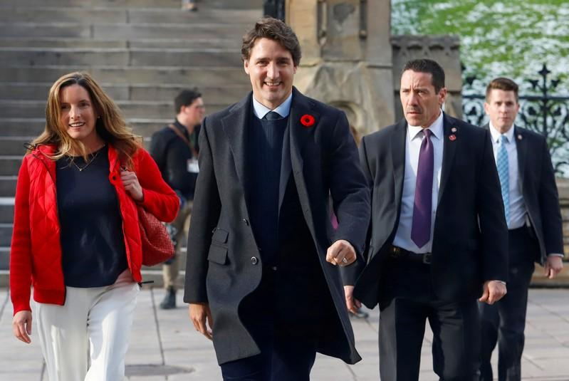Canadian party makes demands for backing Trudeau's minority government