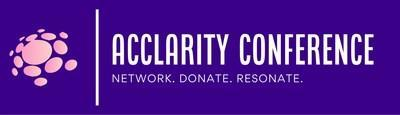 Acclarity Conference for Economic Recovery Logo