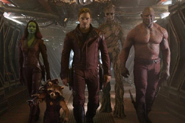 every marvel movie ever ranked guardians of the galaxy
