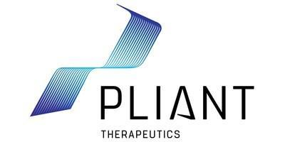 Pliant Therapeutics, Inc. Logo (PRNewsfoto/Pliant Therapeutics, Inc.)