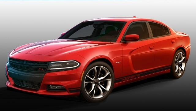Mopar Now Offering Power Boost For 2015 Dodge Charger R/T