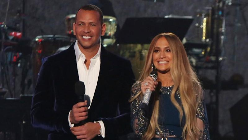 Jennifer Lopez Reveals the 'Sexy AF' Text Message She Got From Alex Rodriguez on Their First Date