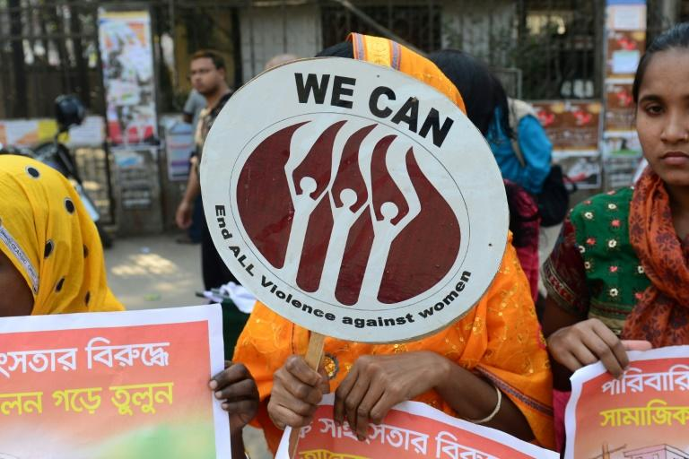 Rights groups say the number of rape cases has increased in Bangladesh because authorities have failed to prosecute attackers