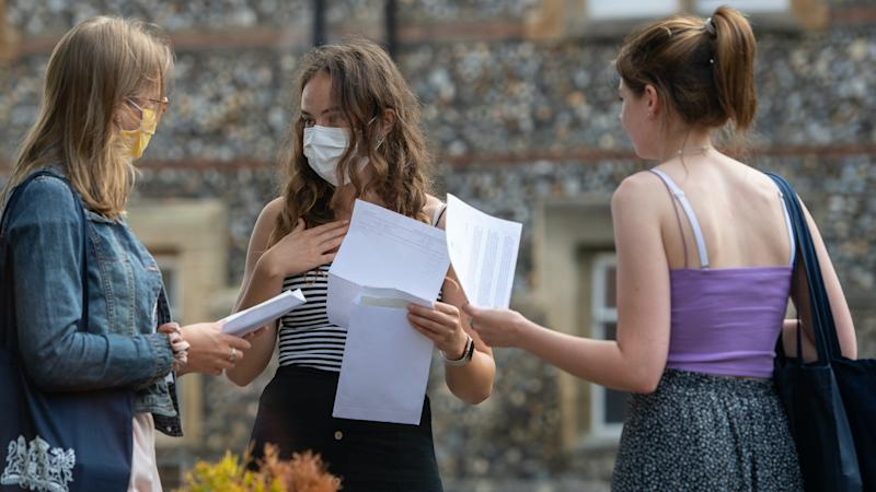 A-level performance increases across all grades in Northern Ireland