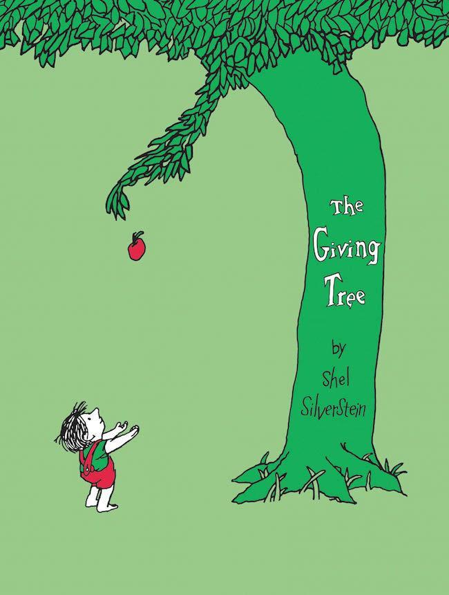 The Giving Tree/Harper & Row - Credit: The Giving Tree/Harper & Row