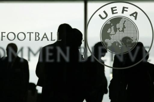 Swiss police raid UEFA HQ over contracts
