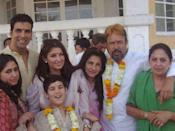 <p>Soon after her breakup with Rishi Kapoor, she married superstar Rajesh Khanna when she was 15 going on 16. After marriage she stopped acting and went on to endure a decade long unsuccessful marriage. In 1982, the couple seperated </p>