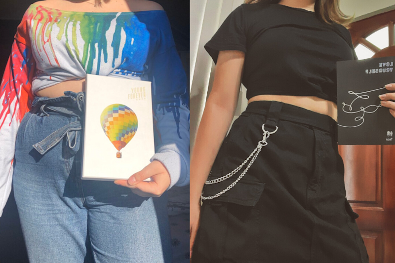 ARMYs are Creating OOTDs Based on BTS Album Covers During Coronavirus Lockdown