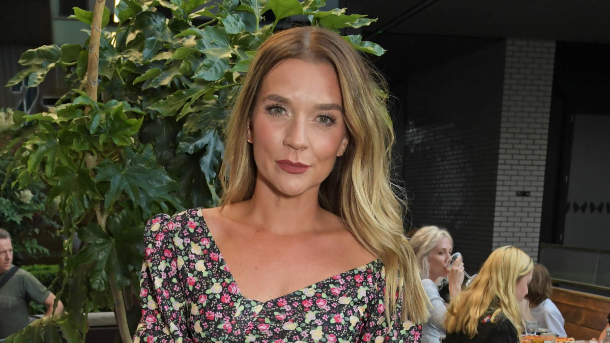 Candice Brown had a difficult night due to an asthma attack. (David M. Benett/Getty Images for PASSO)