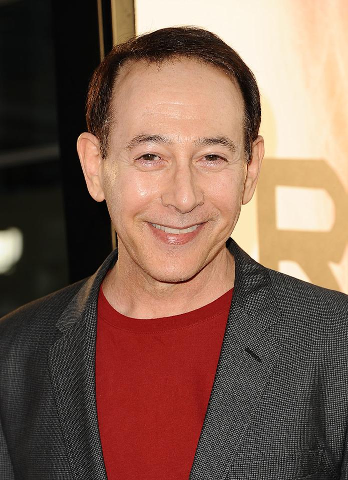 """<a href=""""http://movies.yahoo.com/person/paul-reubens/"""">Paul Reubens</a> , better known as Pee Wee Herman, turns 60 on August 27. Reubens has been performing as Pee Wee since 1981, and he shows no sign of stopping. Last year, he appeared on """"Saturday Night Live"""" as his iconic character."""
