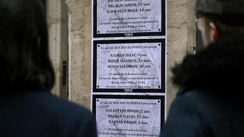 More French students are learning the history of the Holocaust, survey shows