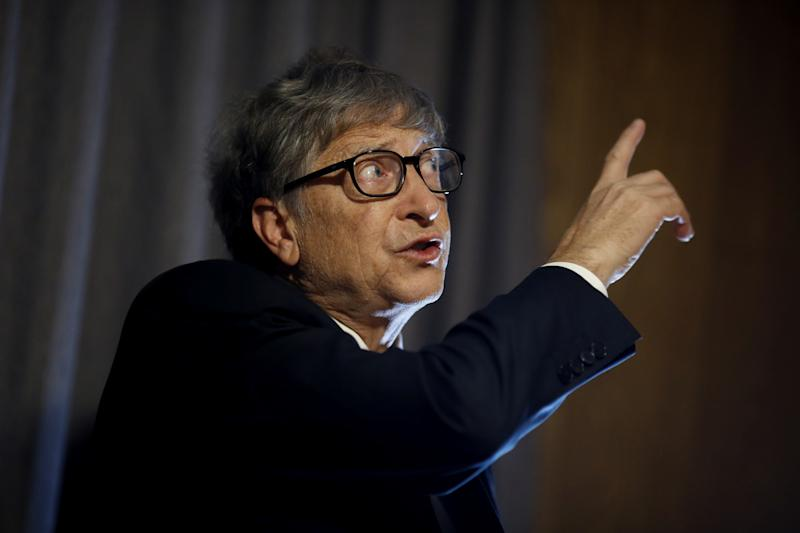Bill Gates Calls for Higher Taxes on the Rich