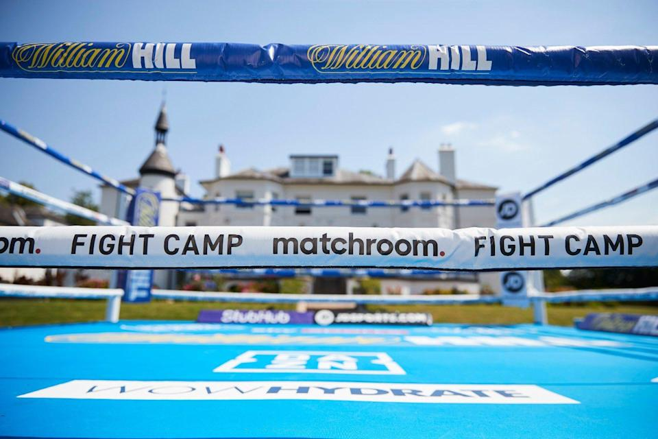 A action-packed August is coming with boxing back with a bang: @MatchroomBoxing / Matchroom Boxing