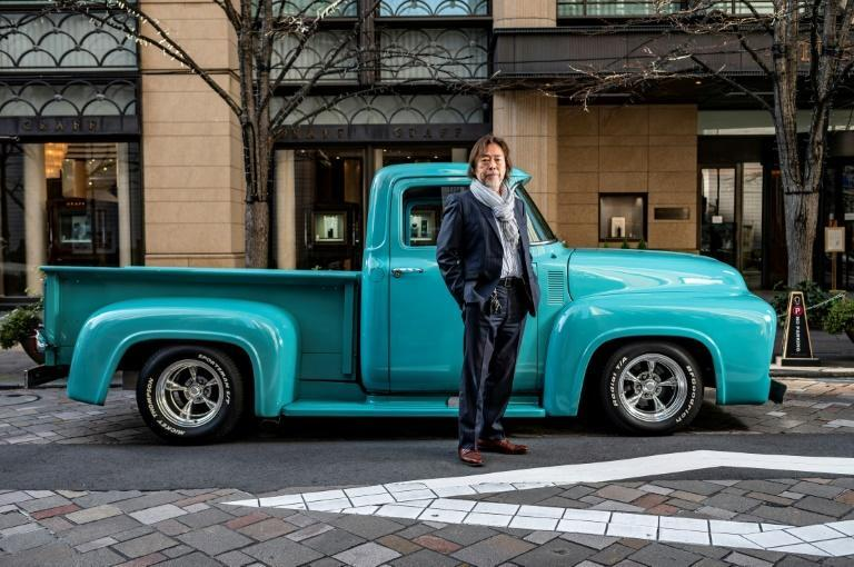 Japan's modern cars are a world away from the group's painstakingly maintained wheels