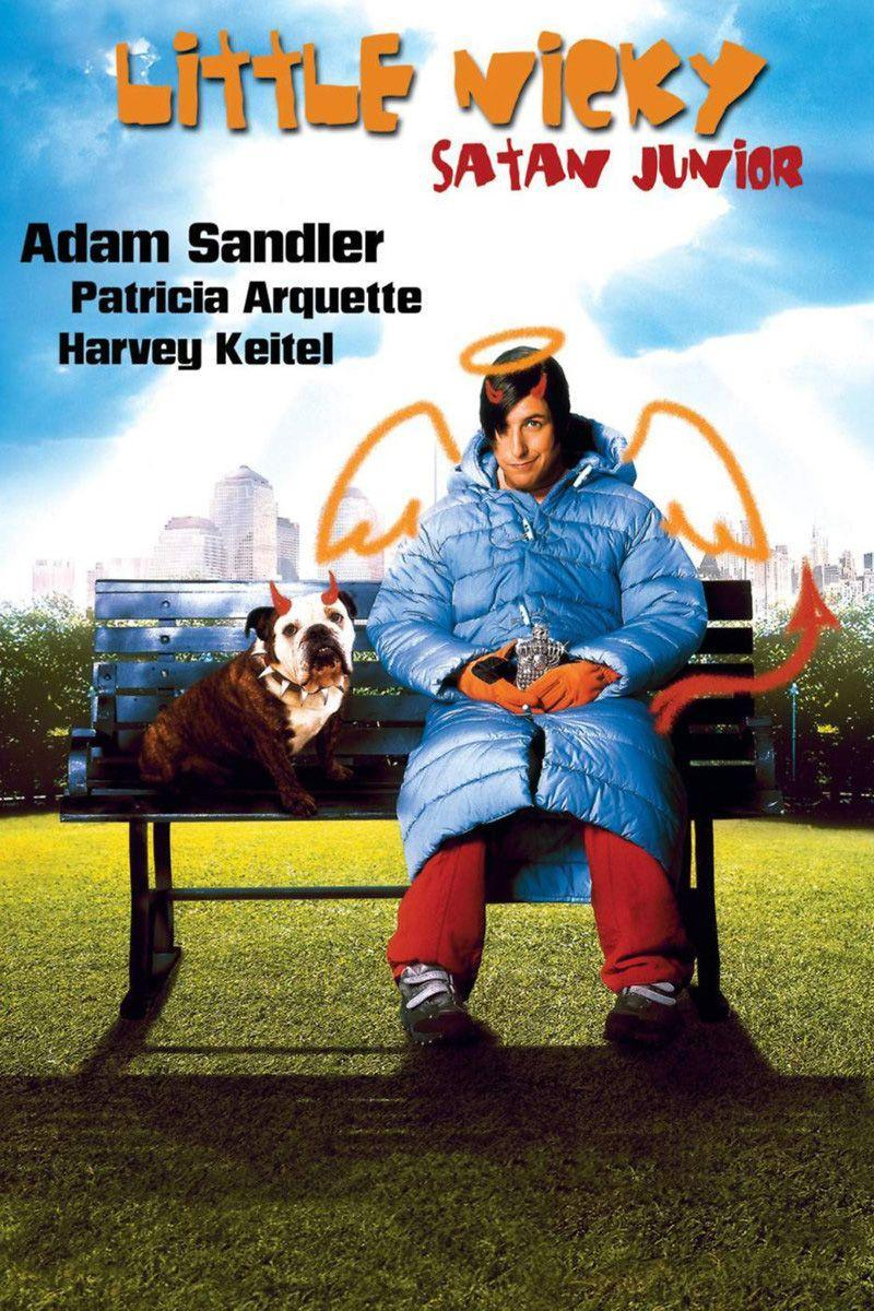 <p><strong>Role: </strong>Nicky<br></p><p>The first of Sandler's box office failures, this one features him as the son of the Devil, with a speech impediment and Kris Jenner's haircut. <br></p>