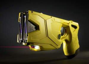 TASER Announces Multiple Significant Weapons Deployments