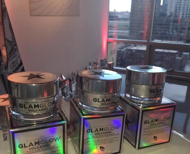 OMG: GlamGlow is coming out with a new matte glow moisturizer and it has volcanic minerals in it