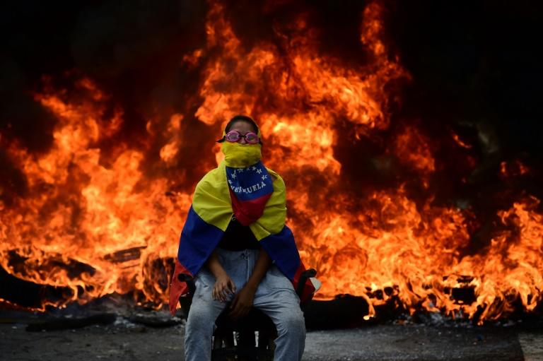 Dozens of people have died in Venezuela in more than two months of protests against President Nicolas Maduro