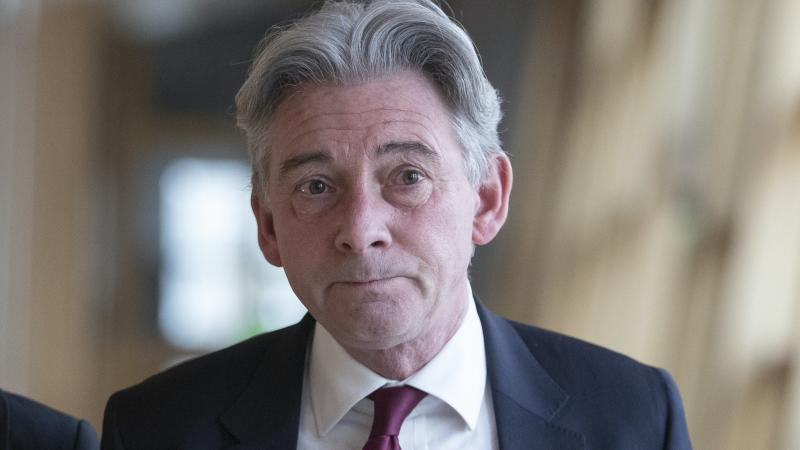 Motion of no confidence in Scottish Labour leader withdrawn
