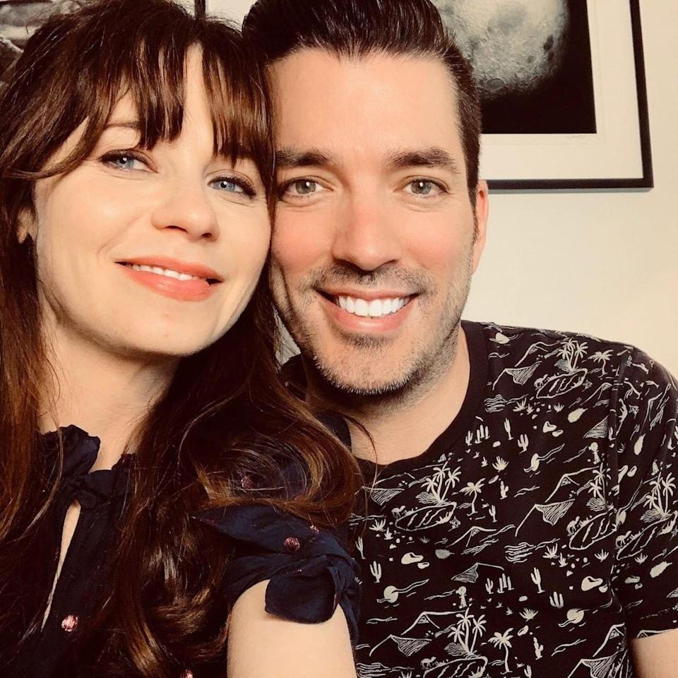 Jonathan Scott Shares Sweet Birthday Tribute to Zooey Deschanel: 'You Fill My Life with So Much Joy'