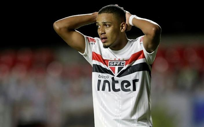 Brazil's Brenner is poised to star in Major League Soccer after a move to FC Cincinnati