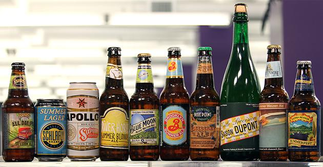 10 Craft Brewed Beers for Summer Months (Photo: Siemond Chan)