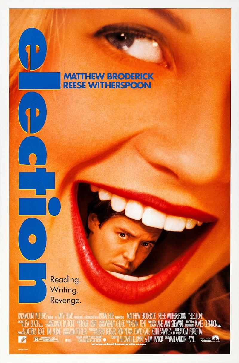 A poster for 1999's <i>Election</i>. (Paramount)
