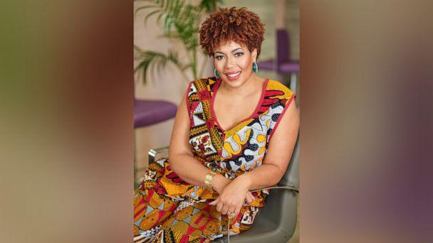 PHOTO: Jamila Powell is the founder of Naturally Drenched, a vegan hair care line. (Naturally Drenched)