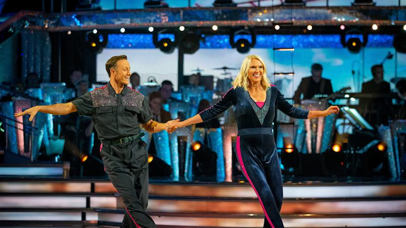 Anneka Rice: I was a tomboy before Strictly