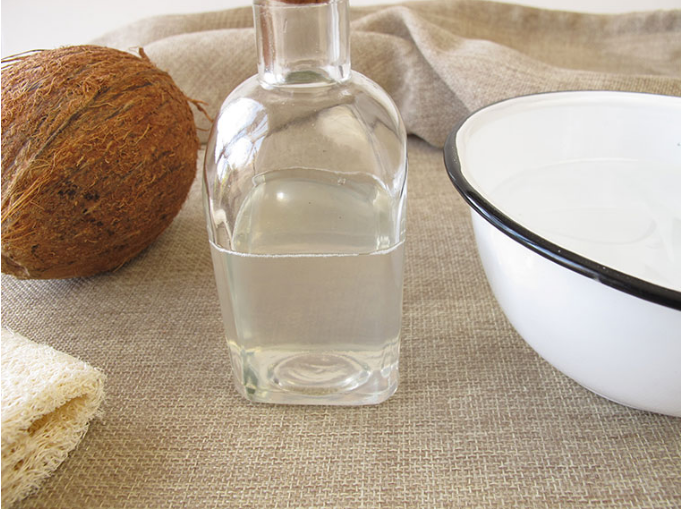 """<h2>3. Coconut oil</h2>                                                                                                                                                                 <p><p>IfDebbie Shandel had to narrow downto one go-to pantry item, it would bea no-brainer.""""I use liquid coconut oil for <em>everything</em>,"""" says the executive vice president of health food brand Carrington Farms.</p> <p>She puts it in her coffeefor a <a rel=""""nofollow"""" href=""""https://www.wellandgood.com/good-food/putting-butter-in-coffee-bulletproof/"""">Bulletproof-esque boost</a>, uses it to cook, and even addsa littlein her dog's bowl to give her pet's digestion a boost. In other words, that whole """"pours coconut oil on everything"""" meme is basically real life.</p>                                                                                                                                                                   <h4>Photo: Thinkstock/Heike Rau</h4>                                                                                                         <p>     <strong>Related Articles</strong>     <ul>         <li><a rel=""""nofollow"""" href=""""http://thezoereport.com/fashion/style-tips/box-of-style-ways-to-wear-cape-trend/?utm_source=yahoo&utm_medium=syndication"""">The Key Styling Piece Your Wardrobe Needs</a></li><li><a rel=""""nofollow"""" href=""""http://thezoereport.com/living/wellness/pressed-juicery-green-juice-gummy-bears/?utm_source=yahoo&utm_medium=syndication"""">This Is The MOST Fun Way To Eat Your Greens</a></li><li><a rel=""""nofollow"""" href=""""http://thezoereport.com/entertainment/culture/frozen-2-release-date/?utm_source=yahoo&utm_medium=syndication"""">I'm 26 And Obsessed With <i>Frozen</i>, And I'm Not Afraid To Admit It</a></li>    </ul> </p>"""