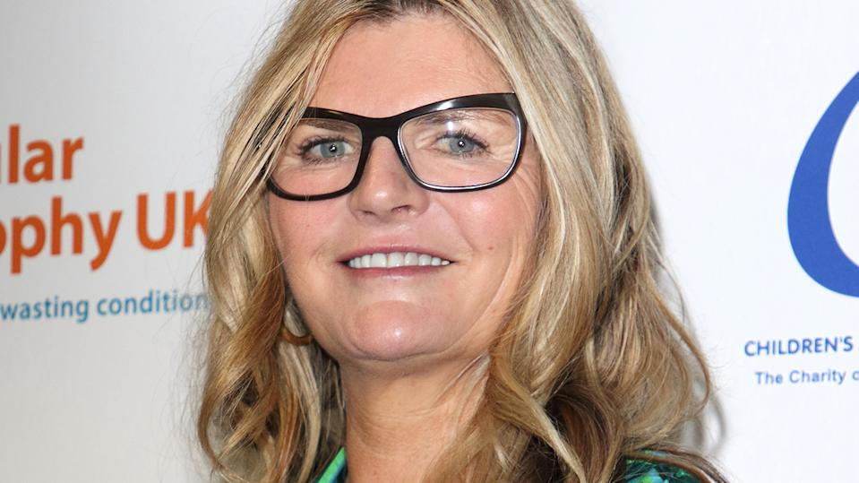 Susannah Constantine says living with her mother's mental health problems has made her stronger (Photo by David M. Benett/Dave Benett/Dave Benett/Getty Images for BGC)