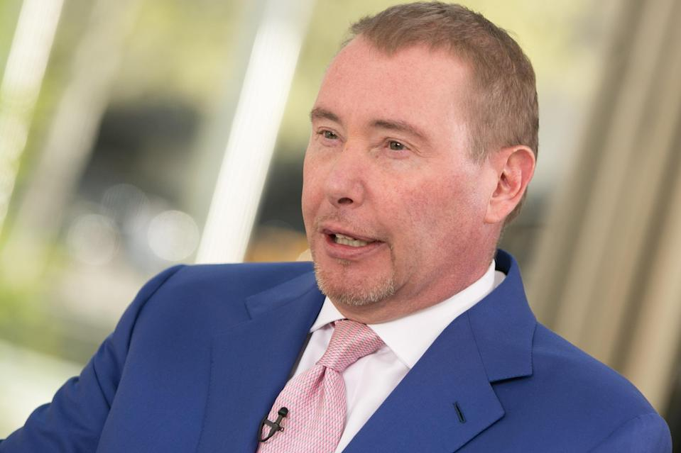 DoubleLine Capital CEO and chief investment officer Jeff Gundlach.