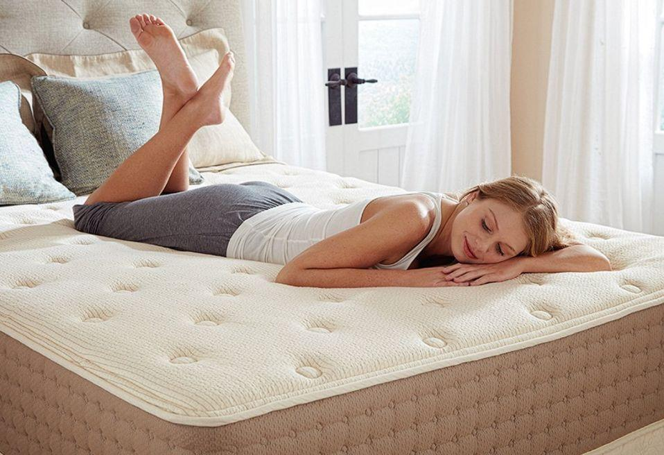 EcoTerra Hybrid Latex Mattress (Photo: EcoTerra)