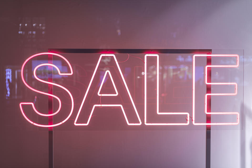 August bank holiday sales have arrived, with huge deals at big brands including Nike and John Lewis. (Getty Images)