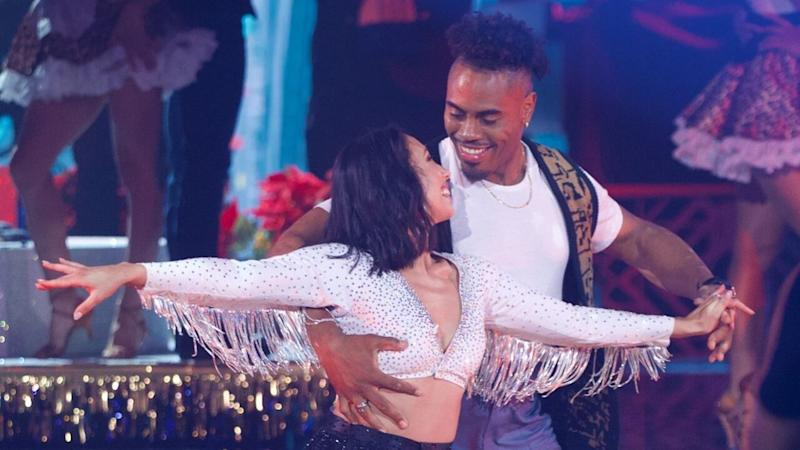 'DWTS': Rashad Jennings Explains How His Surprise Dance Came Together After Ray Lewis Dropped Out (Exclusive)