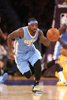 Ty Lawson averaged 15.2 points and 9.6 assists in 75 games with Denver last season. (Getty)