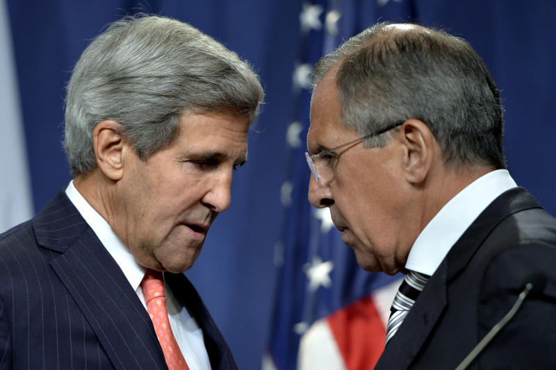 Us Russia Reach Agreement On Syria Weapons