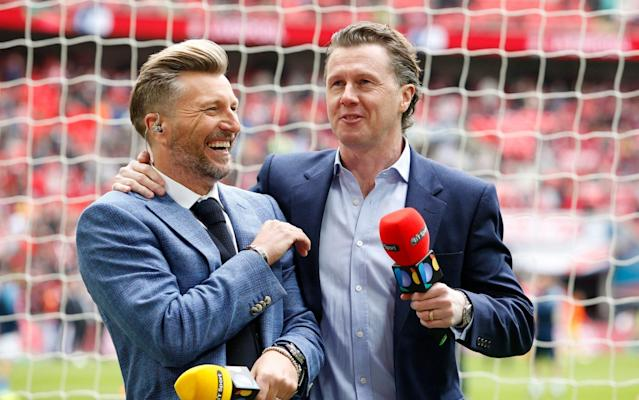 Former Leicester City player Robbie Savage will captain a team in BT's first FIFA competition - John Sibley/Action Images
