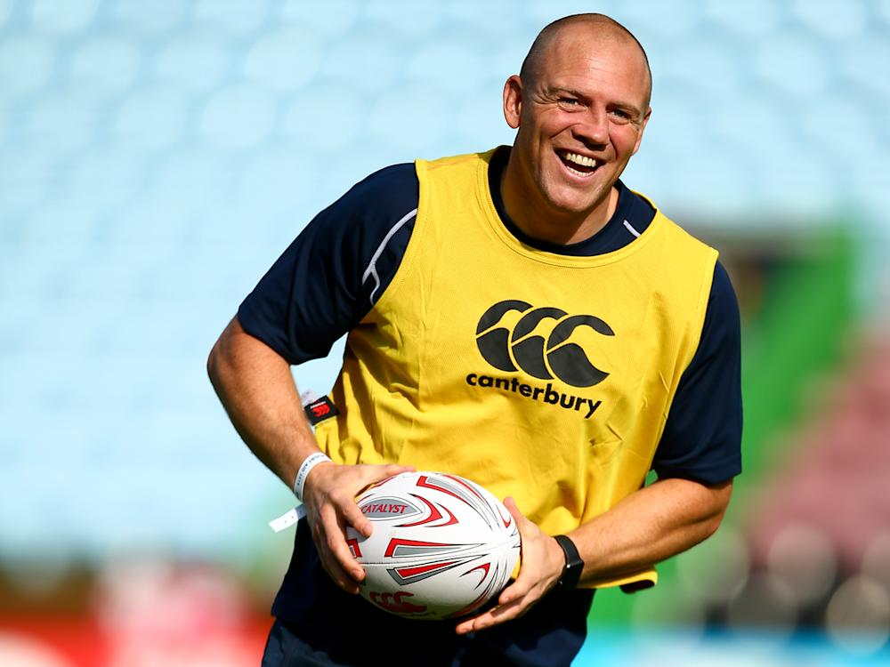 Mike Tindall believes New Zealand are starting to show signs of a weakness after defeats by Australia and the Lions: Getty
