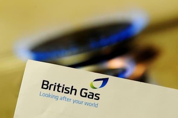 File photo dated 14/10/2013 of of the British Gas logo. The energy giant has been ordered to pay �5.6 million in compensation and fines for blocking business from switching suppliers and failing to tell others their contracts were ending.  PRESS ASSOCIATION Photo. Issue date: Thursday April 10, 2014. See PA story CITY Gas. Photo credit should read: Rui Vieira/PA Wire