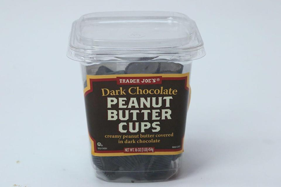 """<p>Some of Trader Joe's products have developed a cult following. The <a href=""""https://www.thekitchn.com/most-popular-trader-joes-products-2019-22997281"""" rel=""""nofollow noopener"""" target=""""_blank"""" data-ylk=""""slk:top-seller in 2019"""" class=""""link rapid-noclick-resp"""">top-seller in 2019</a> was the store's Everything but The Bagel Sesame Seasoning Blend, followed by the Cauliflower Gnocchi. Other popular items: The Mandarin Orange Chicken and the Dark Chocolate Peanut Butter Cups. </p>"""