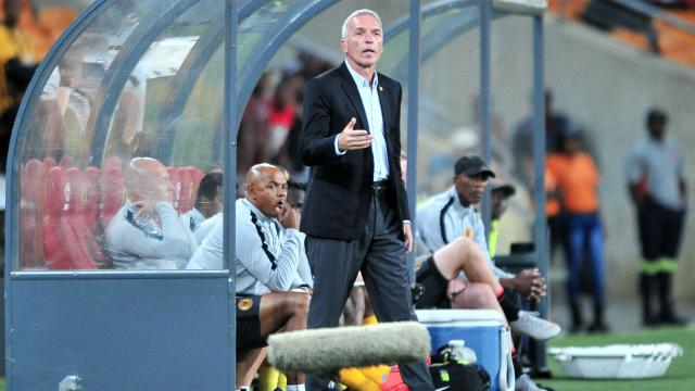 The Amakhosi boss was delighted with the full three points but demands more excellence from his men