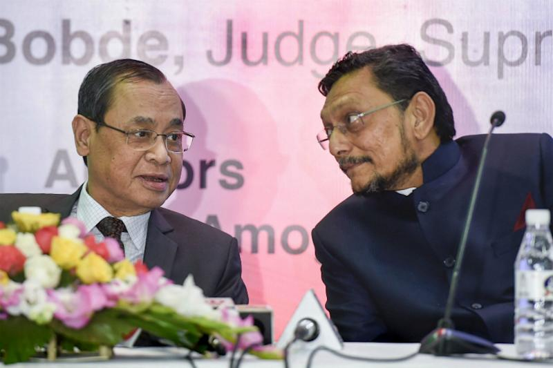 Justice SA Bobde to Take Oath as the 47th Chief Justice of India Today