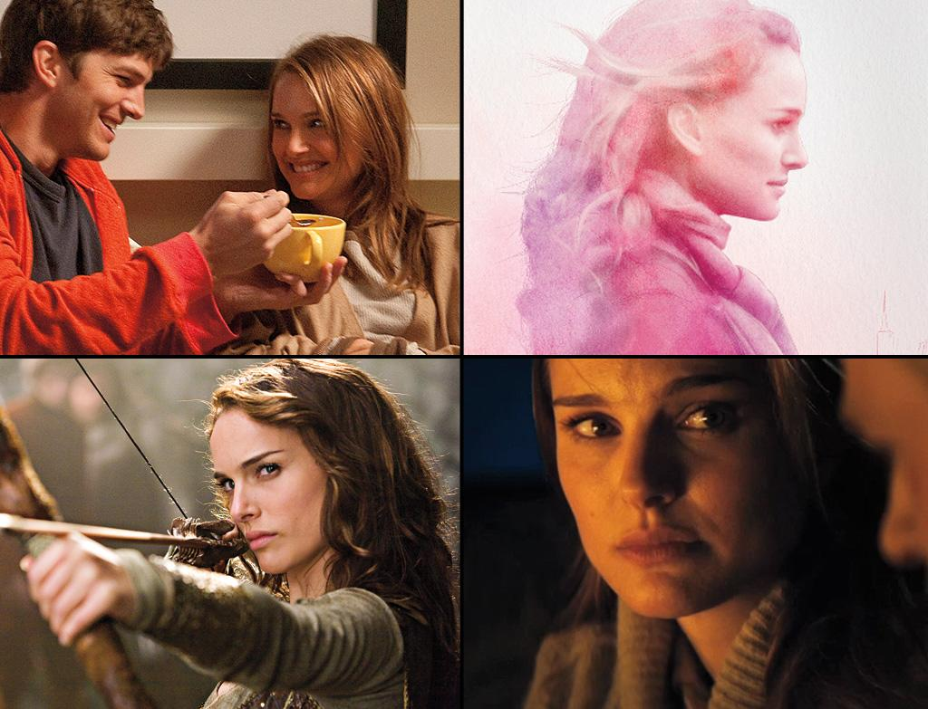 "MOVIES OF 2011  You're going to be seeing a lot more of Portman this year. This weekend there's ""<a href=""http://movies.yahoo.com/movie/1800334561/info"">No Strings Attached</a>."" Next month, in a limited release, there's Don Roos's domestic drama ""<a href=""http://movies.yahoo.com/movie/1809777096/info"">The Other Woman</a>."" And this spring, Portman stars not only as the keister-kicking maiden in the stoner comedy ""<a href=""http://movies.yahoo.com/movie/1810096365/info"">Your Highness</a>"" but also as the female lead in the hotly anticipated comic book adaptation ""<a href=""http://movies.yahoo.com/movie/1810026342/info"">Thor</a>."""