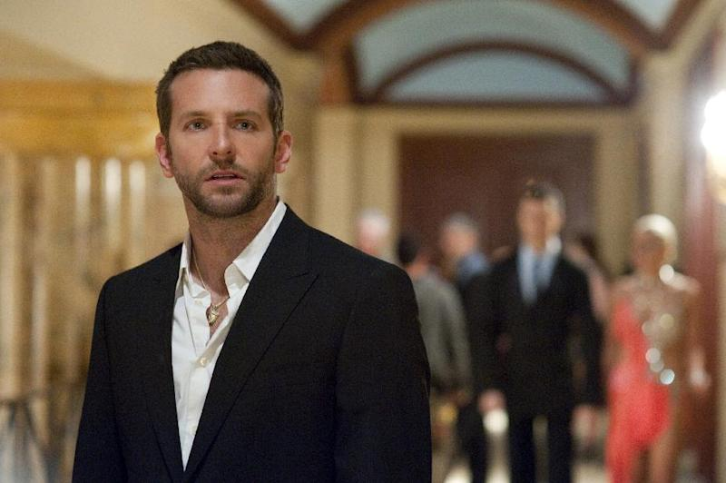 "This film image released by The Weinstein Company shows Bradley Cooper in ""Silver Linings Playbook."" (AP Photo/The Weinstein Company, JoJo Whilden)"