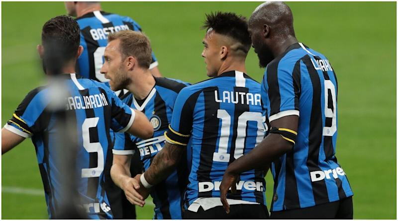 Inter Milan Unveil New Home Kit for 2020–21 Season, Fans Unimpressed With 'Zig-Zag' Pattern of Iconic Black and Blue Stripes (See Photos)