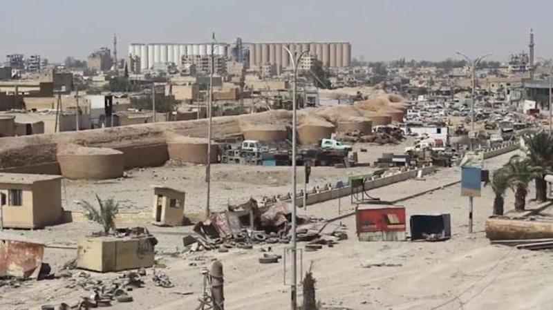Over 50 dead bodies recovered in former ISIS stronghold Raqqa